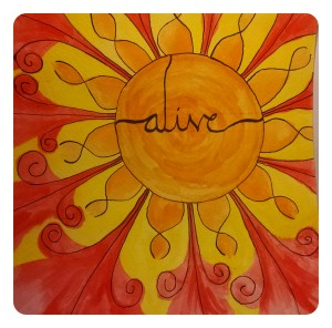 """alive"""