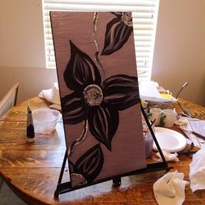 acrylicflower1