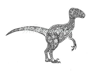 wordsremembervelociraptor8-5x11photo
